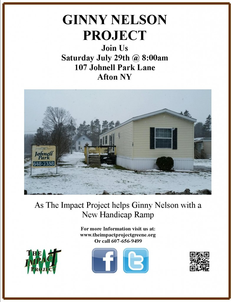 Ginny Nelson Project